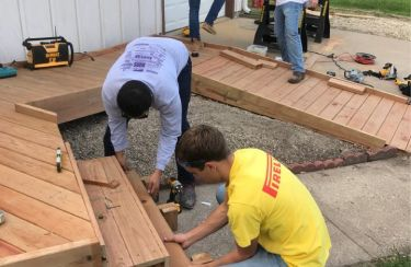 Front Page Associated General Contractors Student Chapter