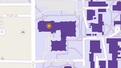 KSU Campus map segment